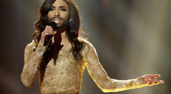 Conchita Wurst trionfa all'Eurovision 2014. Solo 21° Emma