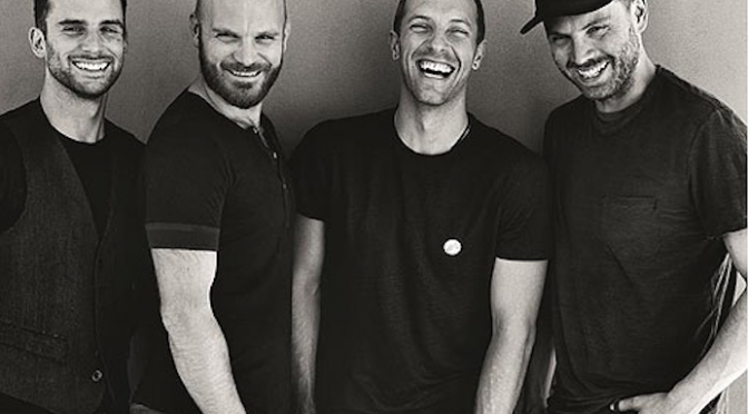 "I Coldplay subito al #1 con il nuovo album ""Ghost Stories"""