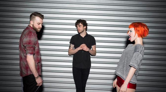 "Paramore: da oggi in radio ""Ain't It Fun"", già top10 in USA"