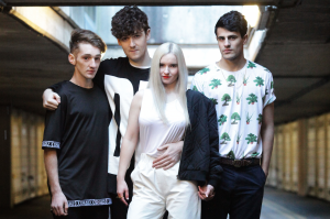 Clean Bandit, questa sera all'iTunes Festival