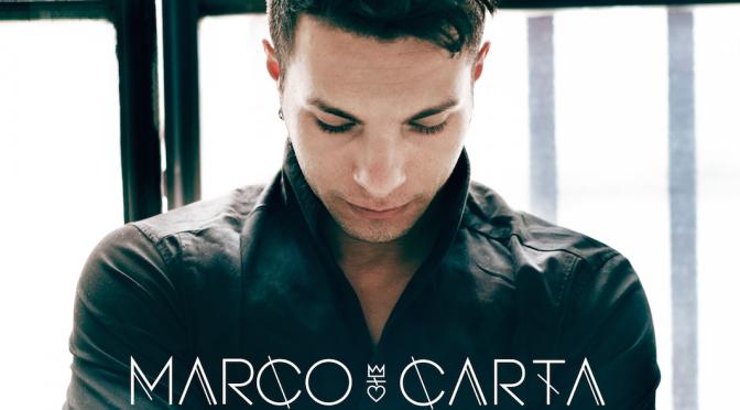 """Marco Carta presenta su Google+ il singolo """"Splendida ostinazione"""". Dal 16 giugno in vendita"""