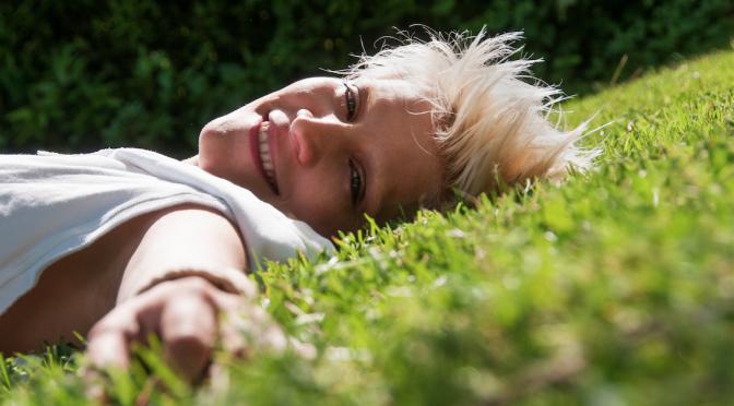 Laura Bono: «Canto la serenità di un minuto dolcissimo»