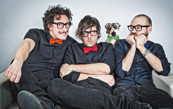 I Pagliaccio: «Siamo i clown dell'indie pop italiano»