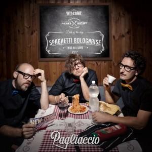 Spaghetti bolognaise cover