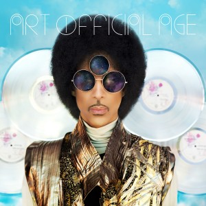 "Prince, cover di ""Art Official Age"""