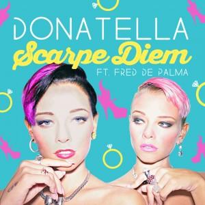 """Donatella, cover del singolo """"Scarpe Diem"""""""