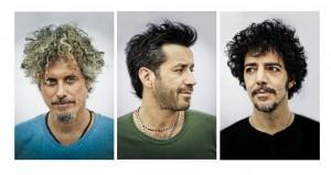 Il trio Fabi-Silvestri-Gazzè ospite del Medimex