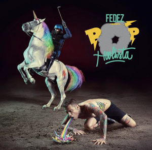 "Fedez, cover di ""Pop-Hoolista"""