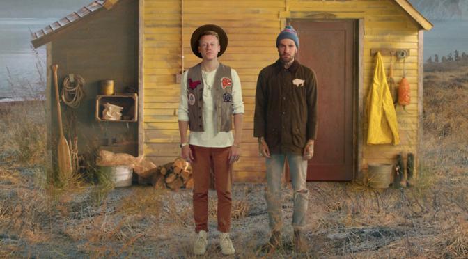 "Macklemore & Ryan Lewis collaborano con Fences per il brano ""Arrows"""