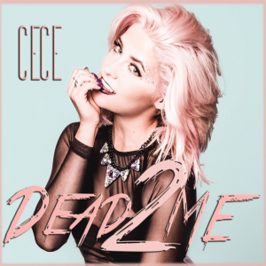 """CeCe Frey, cover del singolo """"Dead 2 Me"""""""