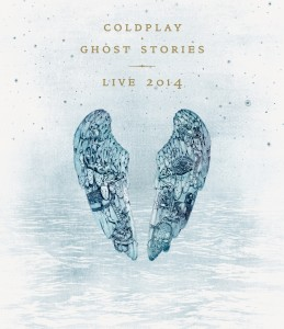 "Coldplay, cover di ""Ghost Stories Live 2014"""