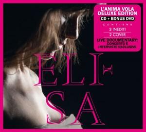 "Elisa, cover de ""L'anima vola - Deluxe Edition"""