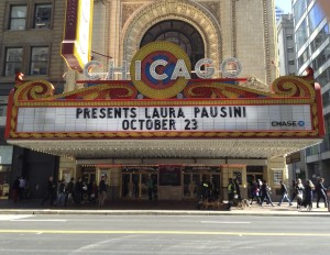 Laura Pausini, il suo tour trionfa anche a Chicago