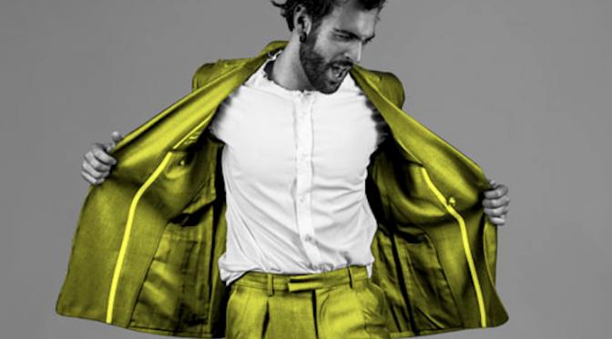 """Marco Mengoni, l'album """"Parole in circolo"""" dal 13 gennaio"""