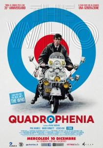 """Locandina del film """"Quadrophenia"""""""