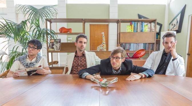 Saint Motel, la band di My Type: «Raffaella Carrà? È la partner perfetta»