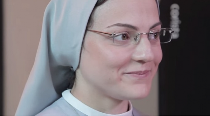 "Madonna commenta il video di Sister Cristina: ""Like A Virgin?"""