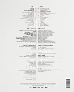 Tiziano Ferro, tracklist della Special Fan Edition.