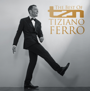 "Tiziano Ferro, cover di ""Tzn - The Best Of Tiziano Ferro"""