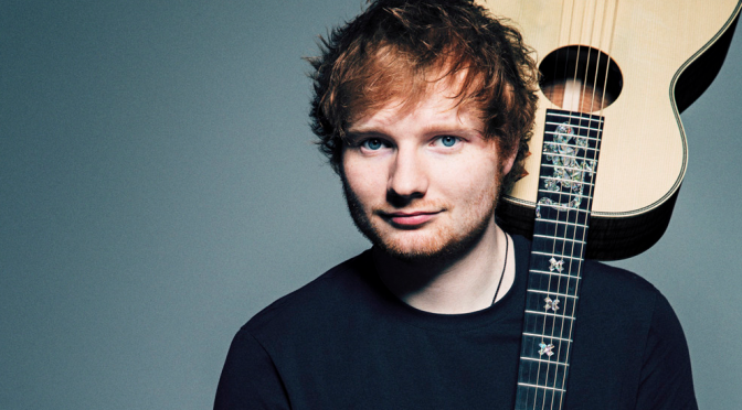 Ed Sheeran porta al cinema i concerti di Wembley