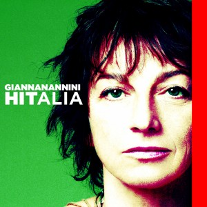 "Gianna Nannini, cover dell'album ""Hitalia"""