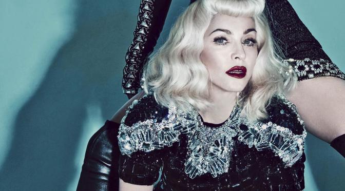 """Leakkato il """"cuore ribelle"""" di Madonna. Ecco """"Rebel Heart"""""""