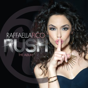 "Raffaella Fico, cover di ""Rush - The Album"""