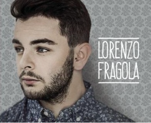 "Cover dell'EP ""Lorenzo Fragola"""