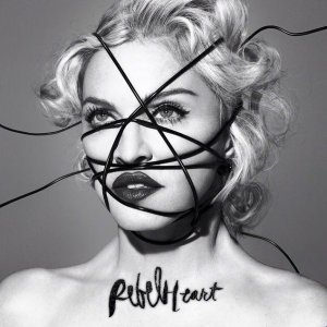 "Madonna, cover dell'album ""Rebel Heart"""