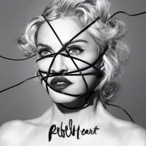 """Madonna, cover dell'album """"Rebel Heart"""""""