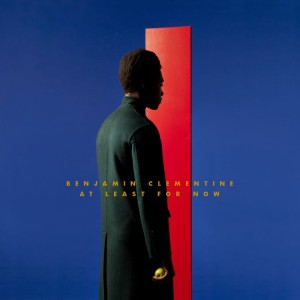 "Benjamin Clementine, cover dell'album ""At Least For Now"""