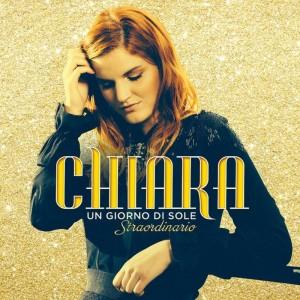 """Chiara, cover di """"Un giorno di sole straordinario"""""""