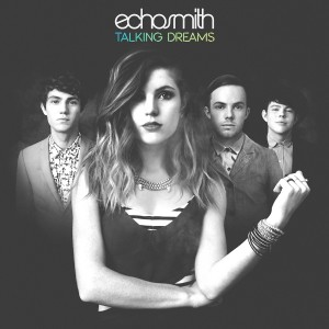 "Echosmith, cover dell'album ""Talking Dreams"""