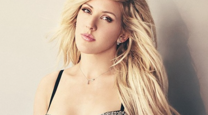 "Ellie Goulding: ascolta ""Love Me Like You Do"" da ""50 sfumature di grigio"""