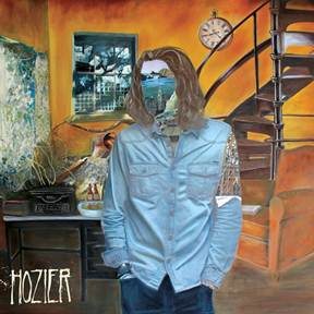 "Cover dell'album ""Hozier"""