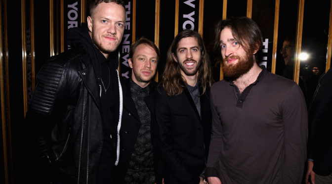 "Imagine Dragons a Sanremo. I Bastille remixano ""I Bet My Life"""