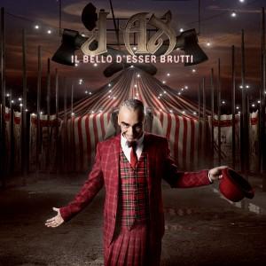 """J-Ax, cover dell'album """"Il bello d'essere brutti"""""""