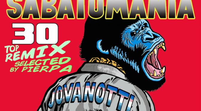 """Jovanotti: in arrivo """"Sabatomania"""", album con 30 remix di """"Sabato"""""""