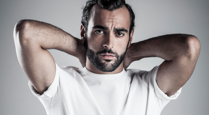 Marco Mengoni Parole in circolo photoshoot