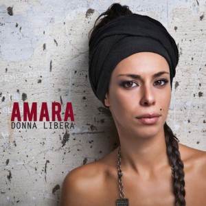 "Amara, cover dell'album ""Donna libera"""