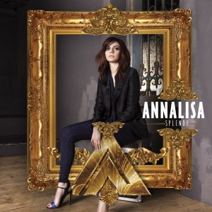 "Annalisa, cover dell'album ""Splende"""