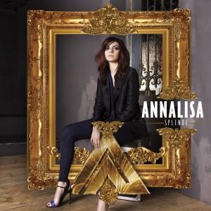 """Annalisa, cover dell'album """"Splende"""""""