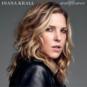 """Diana Krall, cover dell'album """"Wallflower"""""""