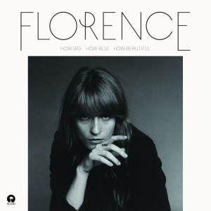 "Florence + The Machine, cover dell'album ""How Big How Blue How Beautiful"""