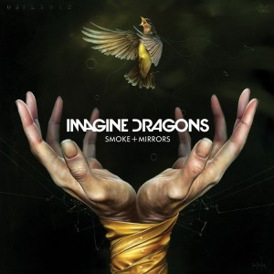 "Imagine Dragons, cover dell'album ""Smoke + Mirrors"""