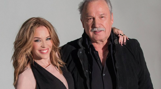 Giorgio Moroder e Kylie Minogue finalmente insieme: Right Here, Right Now