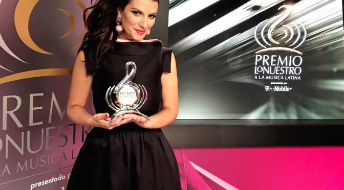 A Laura Pausini il Premio Lo Nuestro alla carriera