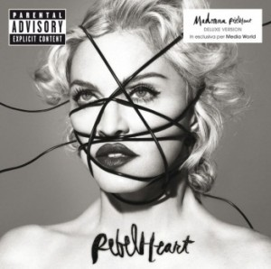 "Madonna, ""Rebel Heart"" edizione limitata Media World"