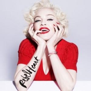 "Madonna, ""Rebel Heart"" versione standard"