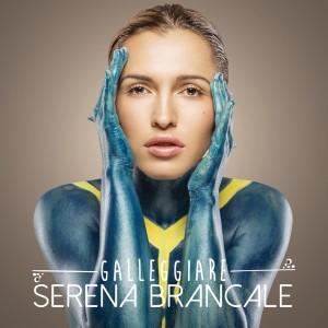 """Serena Brancale, cover dell'album """"Galleggiare"""""""